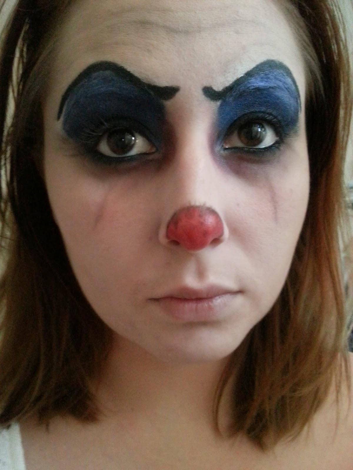 Maquillage d'Hallowen : Clown Diabolique, Sugar Skull, Vieille Sorcière