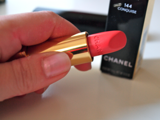 Chanel conquise
