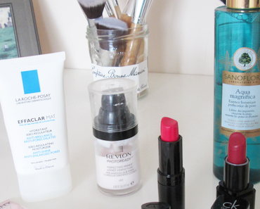 Favoris du mois d'octobre / October Favorites