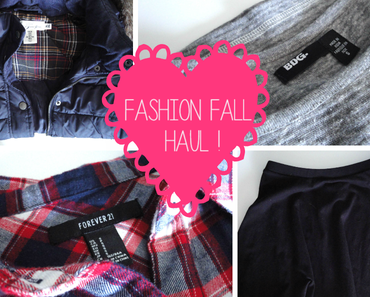 FALL HAUL (fashion) !