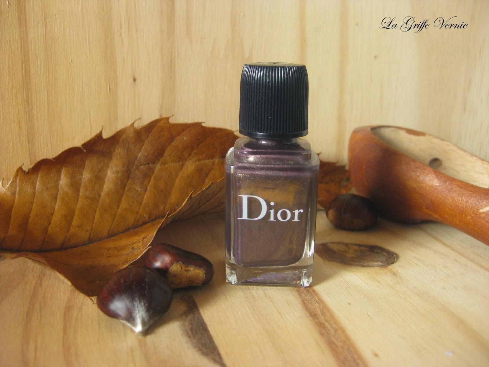 Mes vernis pour l'automne : Partie II