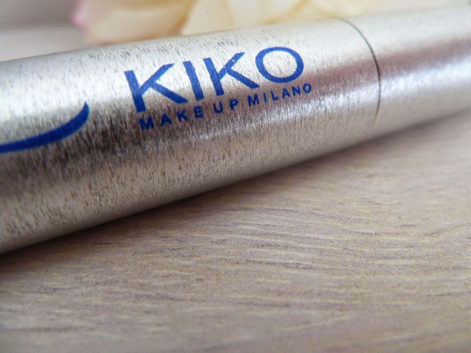 Des cils étoffés, allongés, à la cambrure élégante avec le mascara Unforgettable de KIKO