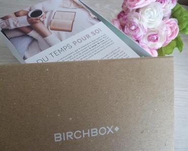 Birchbox de Novembre 2014