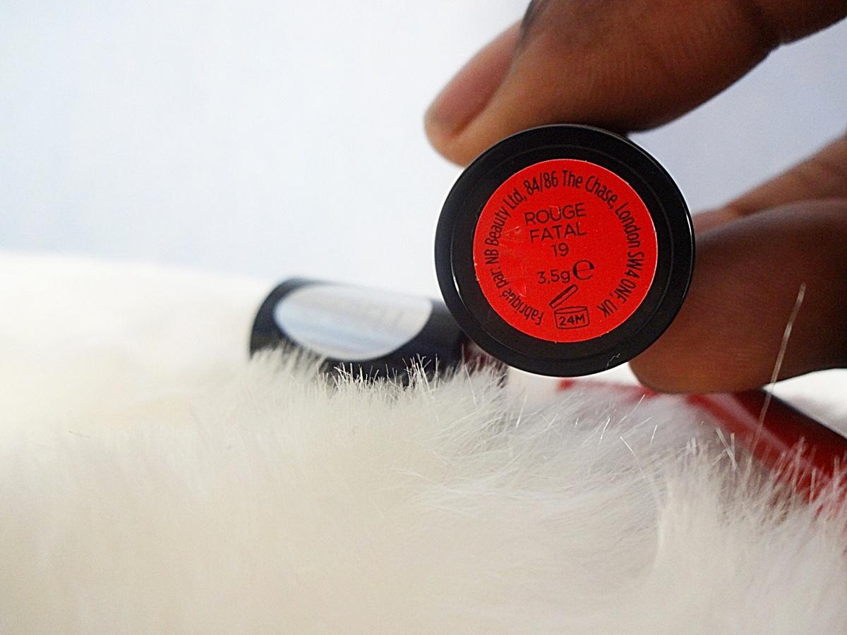 Ma découverte du maquillage Labell Paris + concours