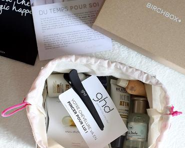 Birchbox Novembre 2014 : Du temps pour soi