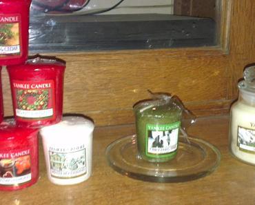 Les bougies parfumées 3ème partie : Yankee candle