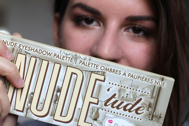 maquillage nude tude sexy sophisticated stand-offish