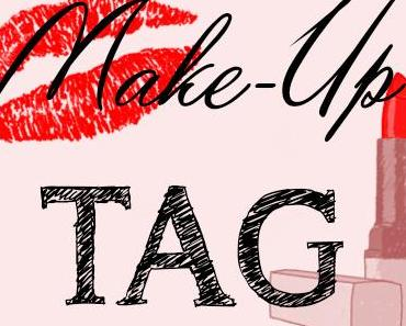 MAKE-UP TAG ♥︎