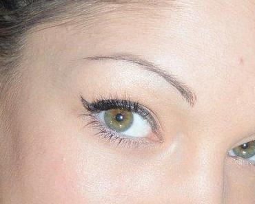 Mon maquillage du jour ! .. Hé bonjour :)