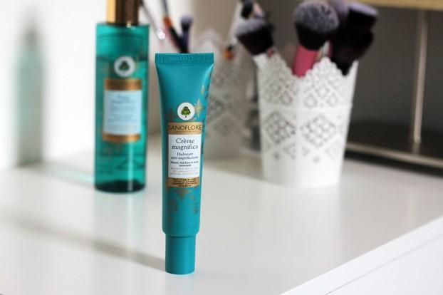 aqua magnifica sonoglore crème lotion routine peau grasse