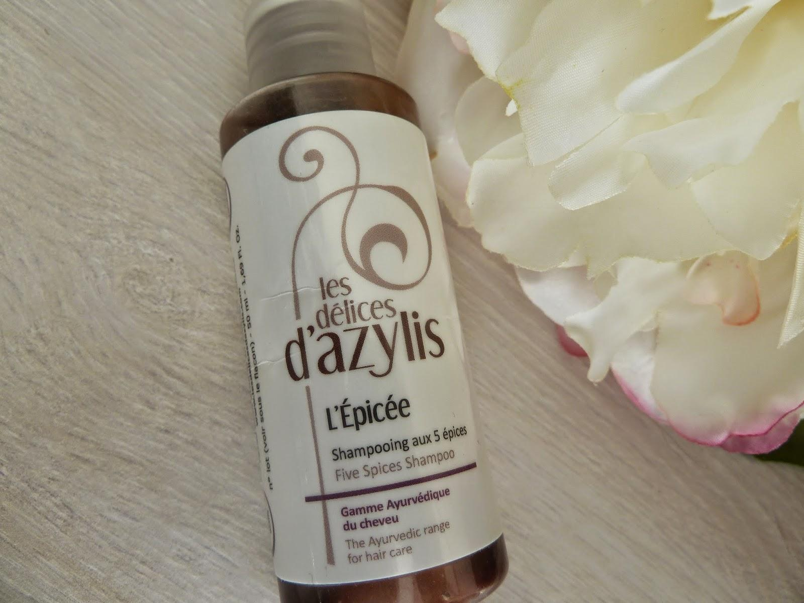 Des délices sur mes cheveux : l'Epicée - Les Délices D'Azylis