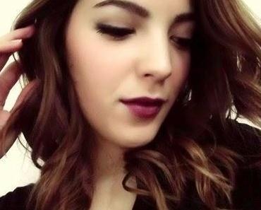 La tendance des lèvres foncées