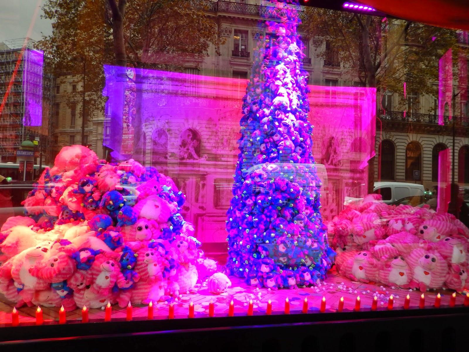 {Video} Vlog A Paris: Aroma Zone, Primark, Noël Champs Elysées et Galeries Lafayette...