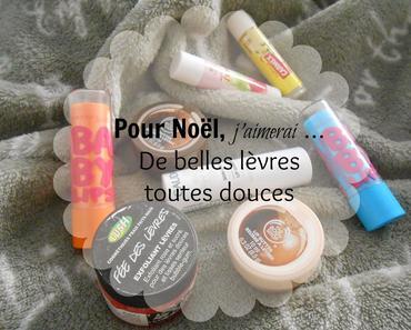 Des lèvres douces et hydratées