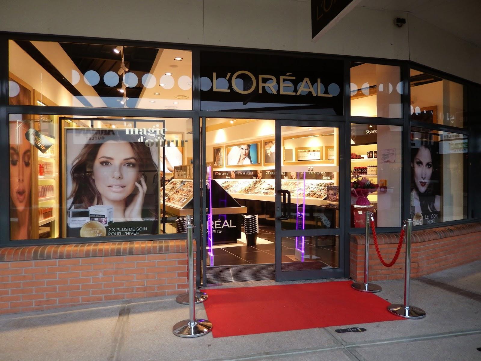 Le paradis des Beauty Addicts: l'Oréal Outlet à Troyes {Vidéo, Achats etc}