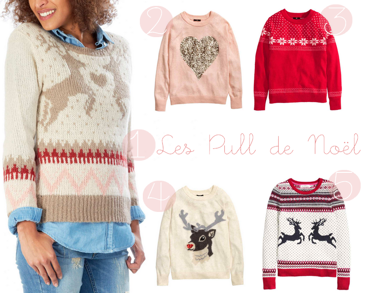 Christmas Wishlist 2014: Makeup, Pandora, Coloriages Anti-Stress, Livres Pâtisserie, Pulls de Noël...