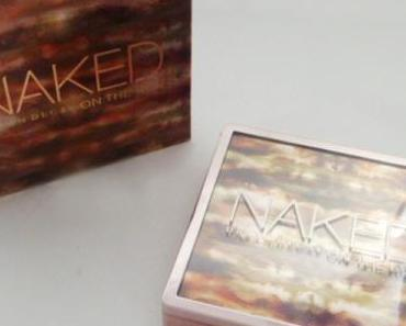 Palette Naked On The Run d'Urban Decay : encore une Naked ?!