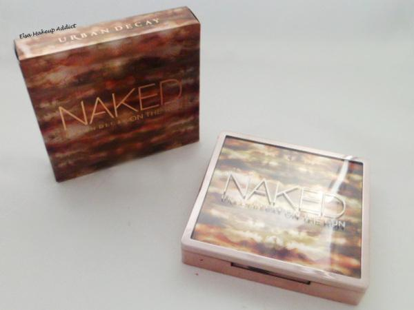 Palette Naked On The Run Urban Decay 1