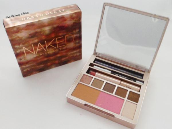 Palette Naked On The Run Urban Decay 2