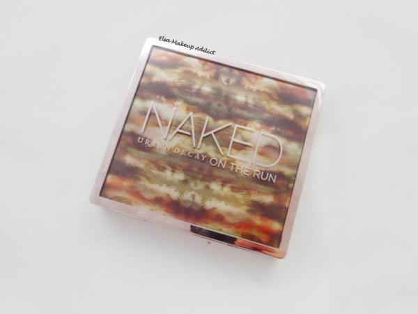 Palette Naked On The Run Urban Decay 3