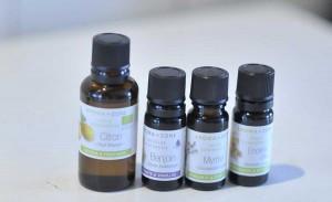 Sérum pour ongles forts - les huiles essentiels