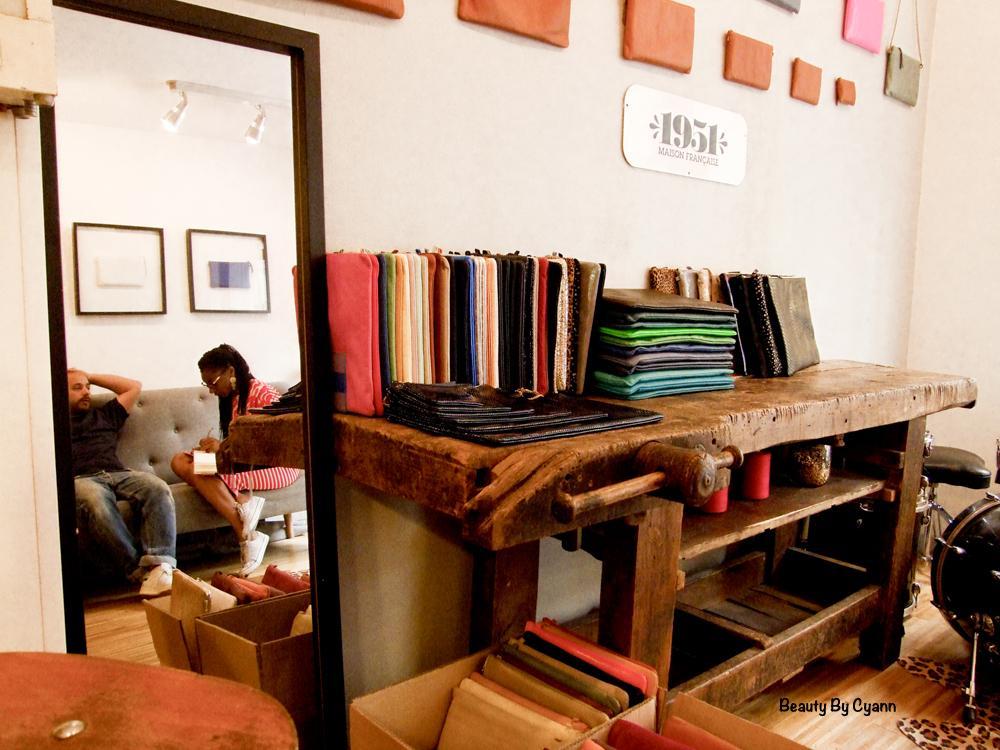La boutique - atelier 1951 Maison Française