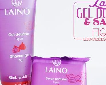 Gel douche et savon à la figue de Laino [+concours]