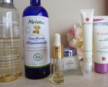 Ma routine soins du visage (matin) - Automne/Hiver