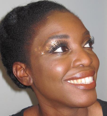 maquillage etoile