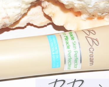 Pourquoi je n'aime pas la BB crème Garnier peaux mixtes