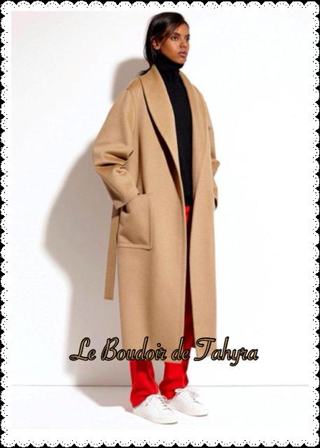Le Cet Hiver Beauté CamelUn Manteau Pour Focus Incontournable 3R5AL4qj