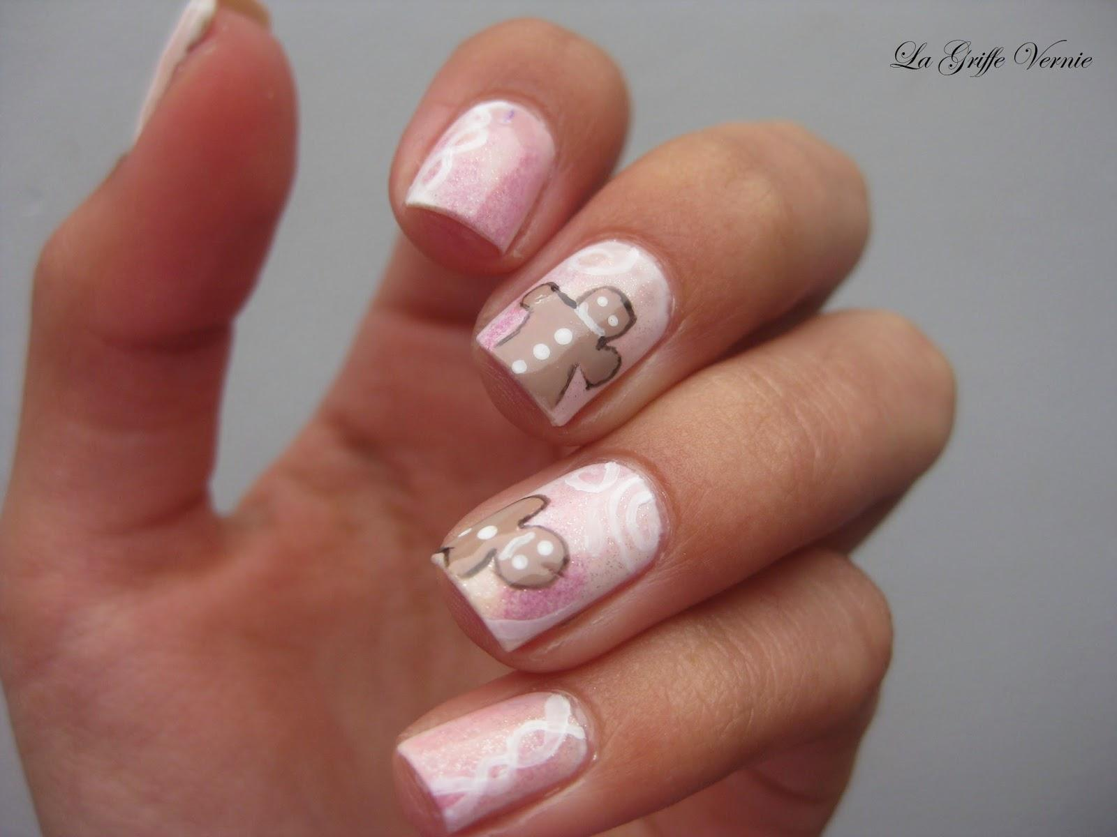 Nailstorming #88 : We wish you a merry christmas !