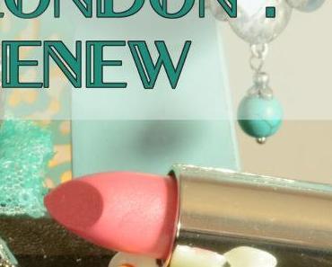Du Nouveau chez Rimmel London avec les HYDRA RENEW ! + CONCOURS INSIDE !