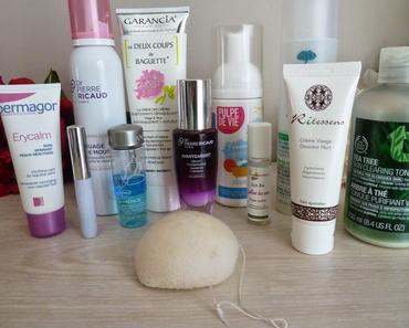 Ma routine soins du visage (soir) - Automne / Hiver