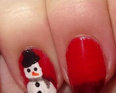 Un bonhomme de neige pour Noël !