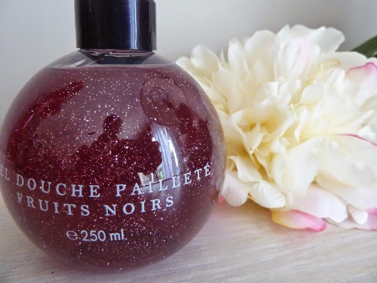 Collection Fruits Noirs - Yves Rocher