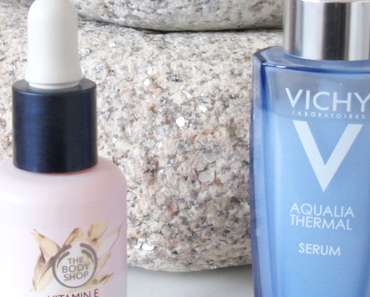 Sérums nuit : The Body Shop vs. Vichy