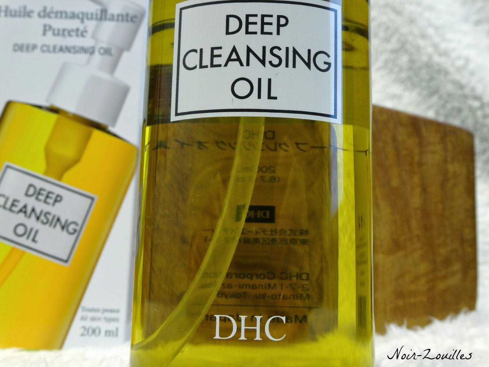 Mon changement d'avis sur le démaquillage à l'huile ...