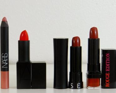 Haul/Revue Spécial Rouge à Lèvres