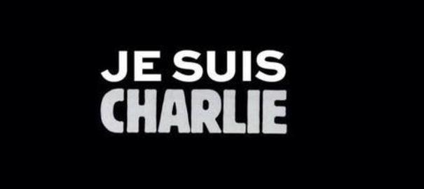 Je suis Charlie ♥