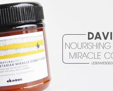 Coup de cœur pour l'après-shampooing végétarien de Davines
