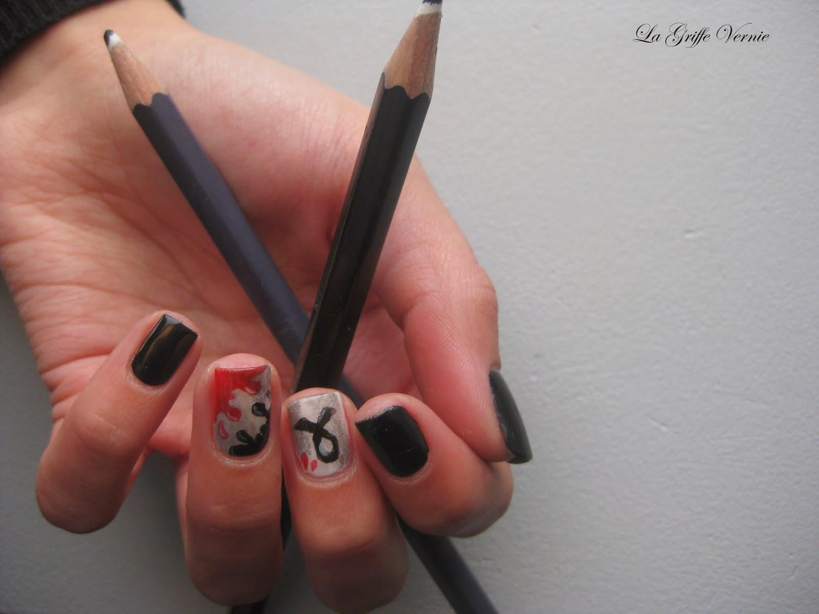 Nailstorming #91 : Je suis Charlie