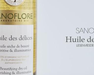 L'huile des délices de Sanoflore