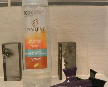 Pantene PRO V : Cheveux fins. Nutrition et légèreté !