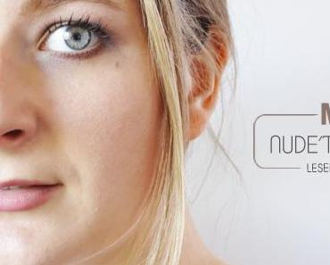 Make-up Nude'tude pour l'hiver !