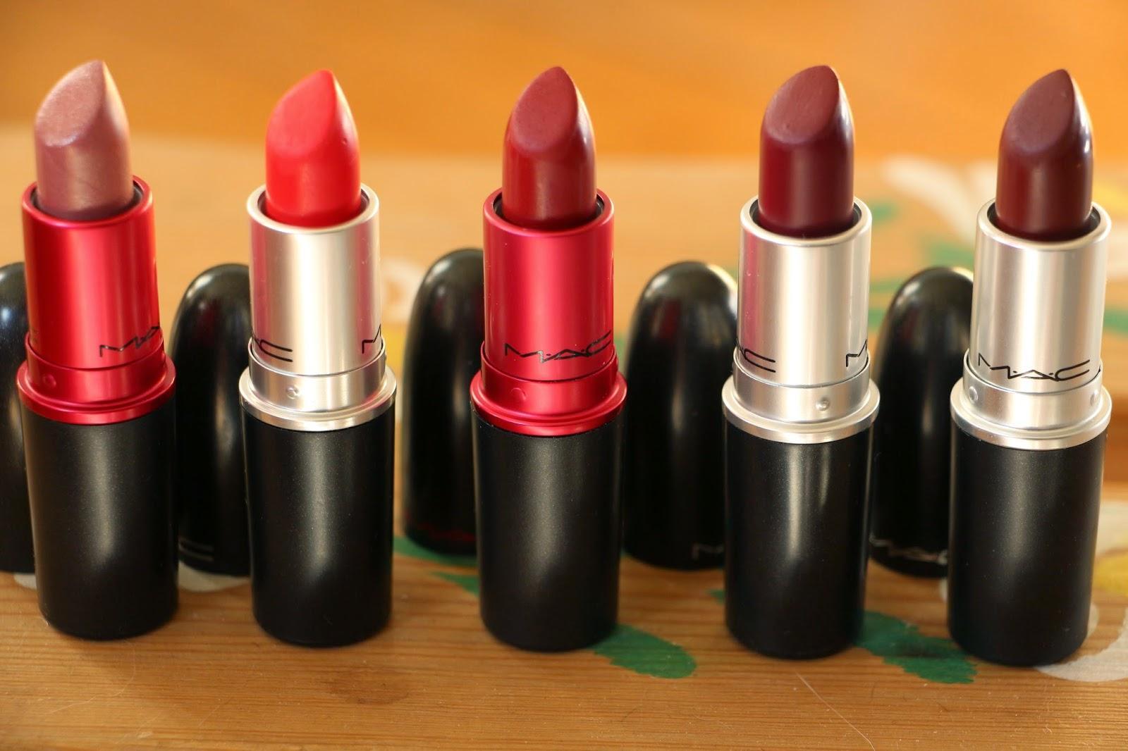 Les rouges à lèvres MAC valent-ils vraiment la peine?