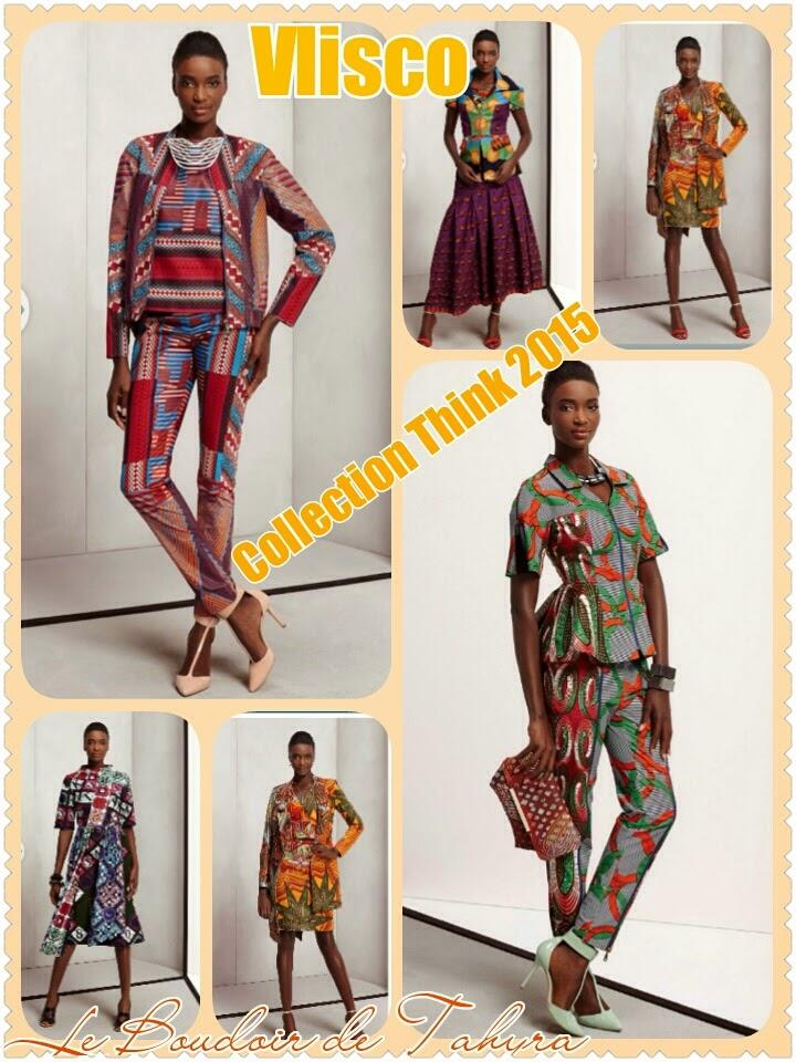 Parlons mode : VLISCO - Collection THINK 2015