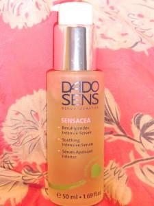 Découvrez Sensacea de Dado-Sens, gamme de soins spécifiquement formulée pour la couperose