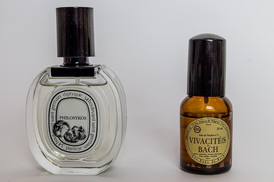Favoris 2014 : parfums Diptyque et Bach