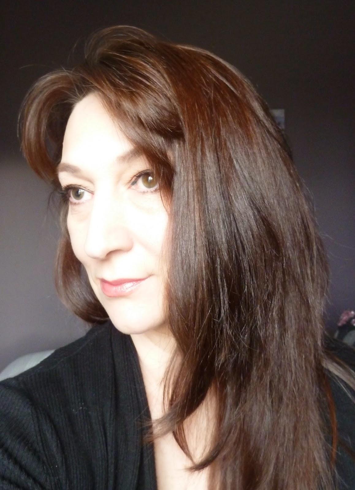 Ma routine cheveux longs, secs, abîmés et colorés - Gamme hibiscus Loren Kadi